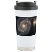 Nebula sprial galaxy sp Travel Mug
