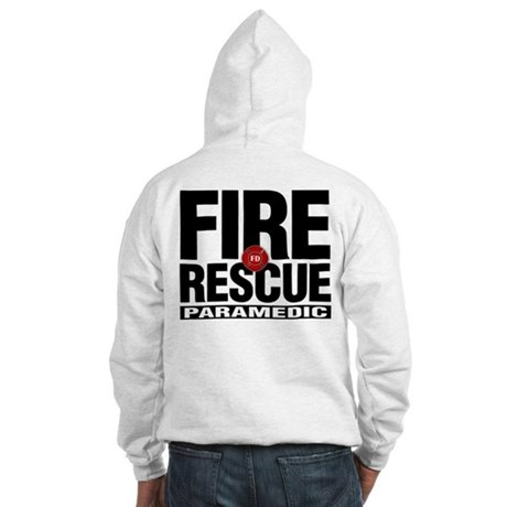 Paramedic Hooded Sweatshirt