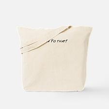 Cute Amen Tote Bag
