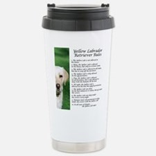 Cute Dog rules Travel Mug