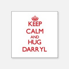 Keep Calm and HUG Darryl Sticker