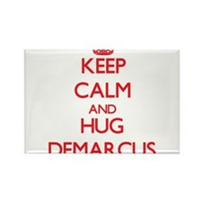 Keep Calm and HUG Demarcus Magnets