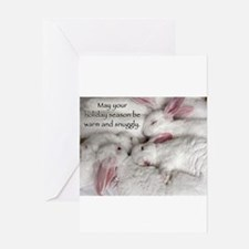 Baby Bunnies Holiday Greeting Cards