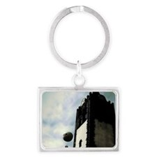 Look Up : Funchal Landscape Keychain
