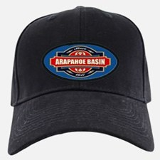 Arapahoe Basin Old Label Baseball Hat