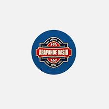 Arapahoe Basin Old Label Mini Button