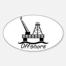 Offshore Oil Decal