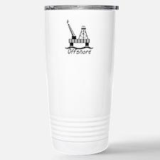 Offshore Oil Travel Mug