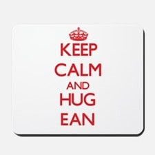 Keep Calm and HUG Ean Mousepad