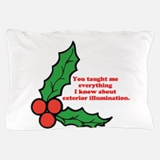 Exterior Illumination Pillow Case