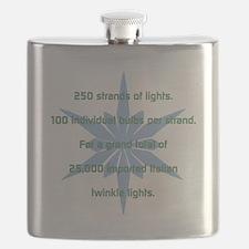 250 Strands of Light Flask