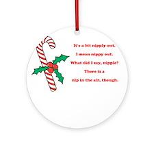 Nipply Ornament (Round)