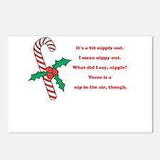 Nipply Postcards (Package of 8)