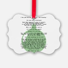 Christmas Vacation Department Store Scene Ornament