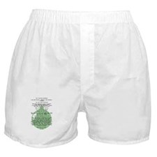 Christmas Vacation Department Store Scene Boxer Sh