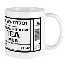 Dharma Initiative Tea Mug Swan Mugs