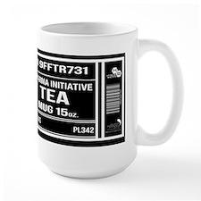 Dharma Initiative Tea Mug 15 Oz Black Swan Mugs