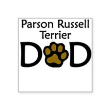 Parson Russell Terrier Dad Sticker