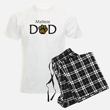 Maltese Dad Pajamas