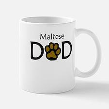 Maltese Dad Mugs