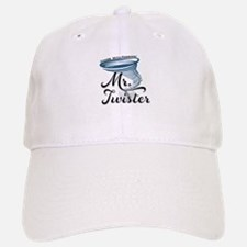 Mr Twister Baseball Baseball Cap