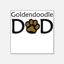 Goldendoodle Dad Sticker