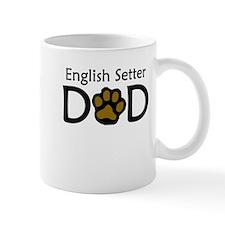 English Setter Dad Mugs