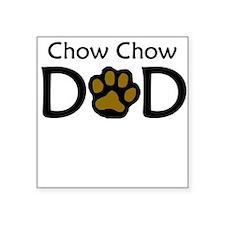 Chow Chow Dad Sticker