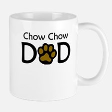 Chow Chow Dad Mugs