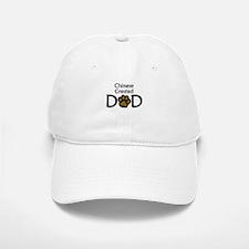 Chinese Crested Dad Baseball Baseball Baseball Cap