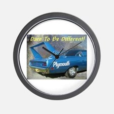 """Road Runner Superbird"" Wall Clock"