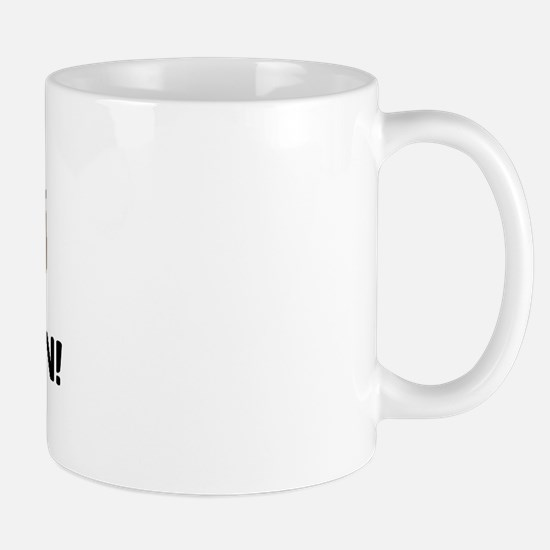 heels down hunter Mug