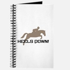 heels down hunter Journal