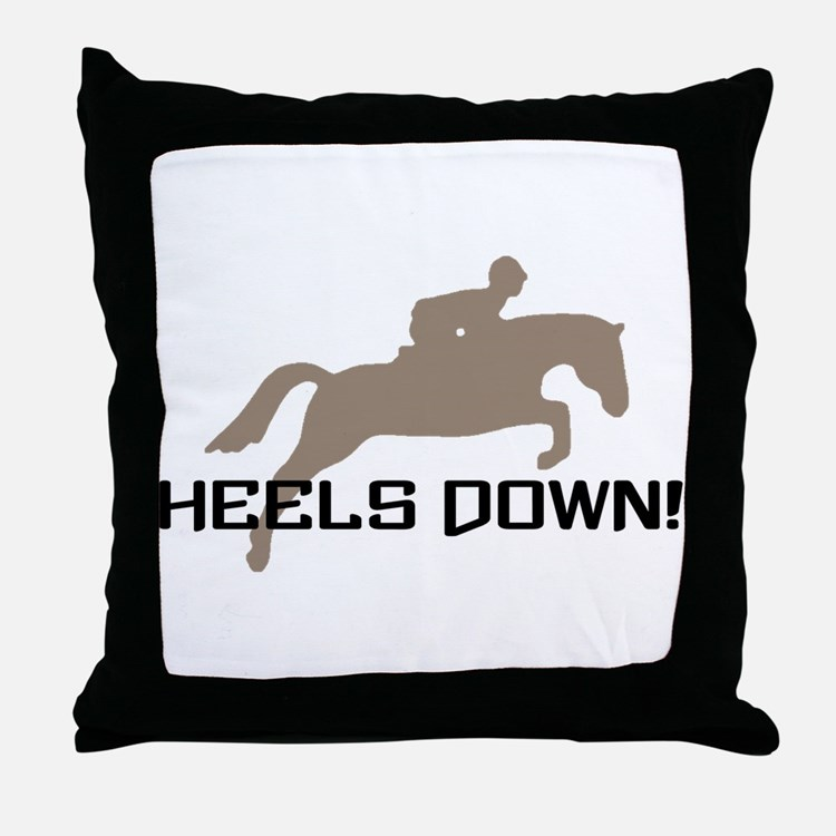 Down Throw Pillows For Couch : Heels Down Pillows, Heels Down Throw Pillows & Decorative Couch Pillows