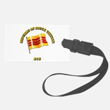 ARVN - 2nd Infantry Division Luggage Tag
