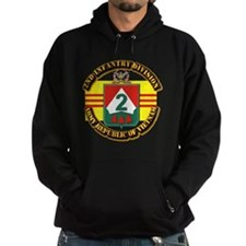 ARVN - 2nd Infantry Division Hoodie
