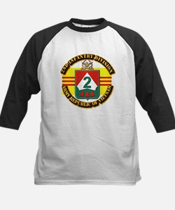ARVN - 2nd Infantry Division Tee