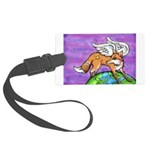 angelonearth Luggage Tag