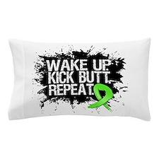 Lymphoma Kick Butt Pillow Case