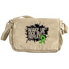 Lymphoma Kick Butt Messenger Bag