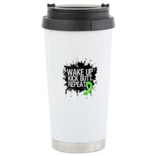 Lymphoma Kick Butt Travel Mug