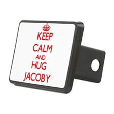 Keep Calm and HUG Jacoby Hitch Cover
