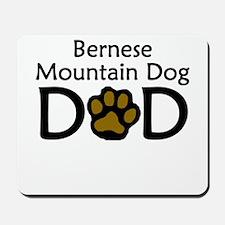 Bernese Mountain Dog Dad Mousepad