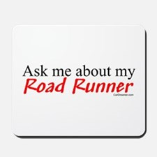 """Road Runner"" Mousepad"