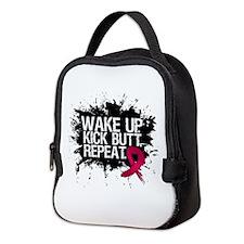 Multiple Myeloma Kick Butt Neoprene Lunch Bag