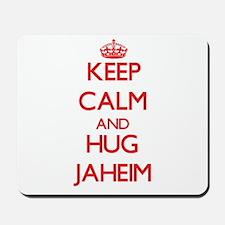 Keep Calm and HUG Jaheim Mousepad