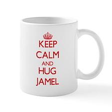 Keep Calm and HUG Jamel Mugs
