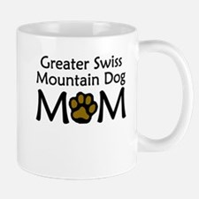 Greater Swiss Mountain Dog Mom Mugs