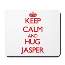 Keep Calm and HUG Jasper Mousepad