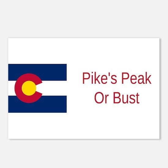 Colorado Motto #3 Postcards (Package of 8)